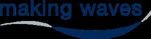 Making Waves Logo Transparent Web